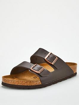 Birkenstock Birkenstock Arizona Sandal - Dark Brown Picture