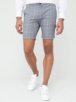 Selected Homme Selected Homme Paris Chino Shorts - Grey Picture