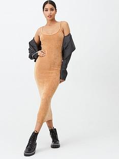 missguided-missguided-velour-cami-midi-dress-camel