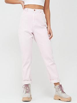 Missguided Missguided Missguided Wrath High Waisted Straight Leg Jean  ... Picture
