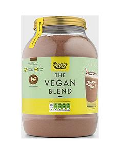 protein-world-vegan-blend-chocolate-600g