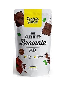 protein-world-slender-brownie-mix-200g