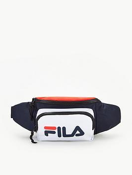 Fila Fila Caldon Waist Bag - Navy Picture