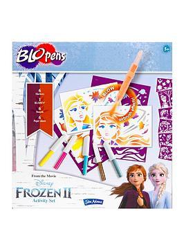 John Adams John Adams Disney Frozen 2 Blopens Activity Set Picture
