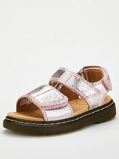 dr-martens-girls-metallic-romi-sandal-pink