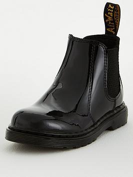 Dr Martens Dr Martens Patent Chelsea Boots - Black Patent Picture