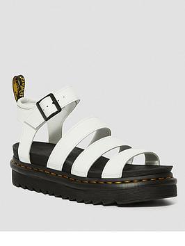 dr-martens-blairenbspflat-sandal-white