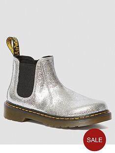 dr-martens-girls-metallic-chelsea-boots-silver