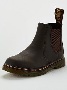 Dr Martens Dr Martens Childrens Chelsea Boot - Brown Picture