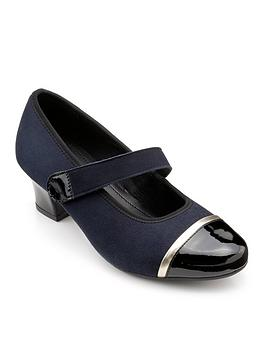 Hotter Hotter Charmaine Formal Mary Jane Shoes Picture