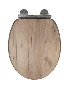 croydex-corella-grey-oak-flexi-fix-toilet-seat