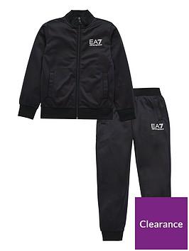 ea7-emporio-armani-boys-classic-tricot-funnel-neck-tracksuit-black