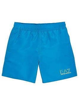 ea7-emporio-armani-boys-classic-logo-swim-shorts-blue