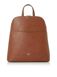 dune-london-dovalle-backpack-tan