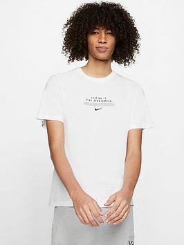 Nike Nike Sportswear Dna Short Sleeve T-Shirt - White Picture