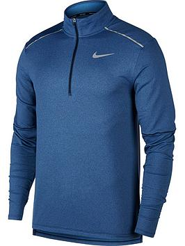 Nike Nike Element 1/2 Zip 3.0 Top - Navy Picture