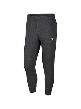 Nike Nike Sportswear Club Joggers - Charcoal Heather Picture