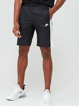 Nike Nike Sportswear Ce Woven Core Track Shorts - Black Picture