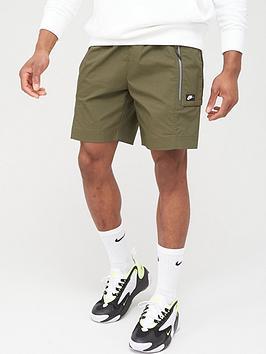 Nike Nike Sportswear Me Cargo Shorts - Khaki Picture