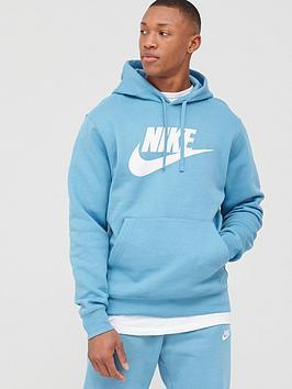 Nike Nike Sportswear Club Hoodie - Blue Picture