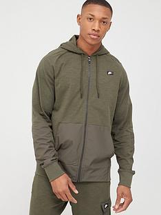 nike-sportswear-menbspfull-zip-hoodie-khaki