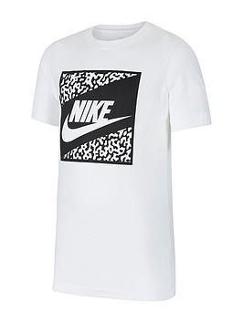 Nike Nike Futura Uv Activated T-Shirt - White Picture