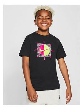 Nike Nike Swoosh Uv Activated T-Shirt - Black Picture