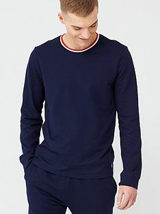 polo-ralph-lauren-contrast-collar-lounge-top-cruise-navy
