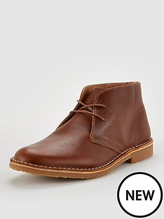 office-baker-leather-desert-boots