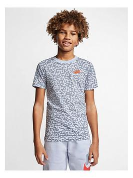 Nike Nike Childrens Mezzo T-Shirt - Grey Picture