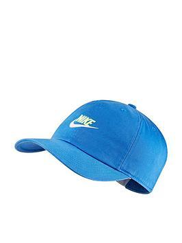 Nike   Dry Futura Cap - Blue