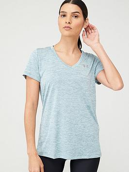 Under Armour Under Armour Tech&Trade; Twist T-Shirt - Grey Picture