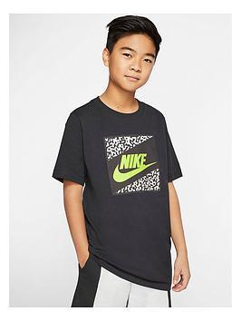 nike-childrens-futura-uvnbspactivated-t-shirtnbsp--black
