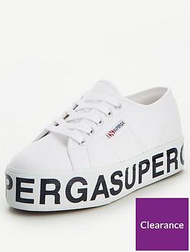 superga-logo-chunky-plimsoll-white