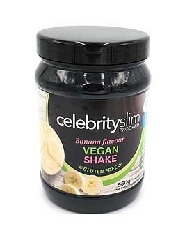 celebrity-slim-vegan-banana-shake