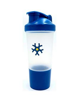 Celebrity Slim Celebrity Slim Blue Winter Shaker Picture