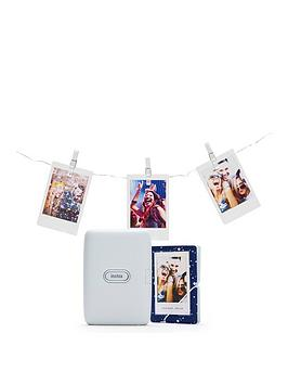 Fujifilm Instax Fujifilm Instax Mini Link Printer Bundle Inc Led Lights  ... Picture