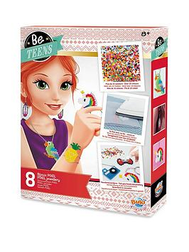Buki   Be Teens Pixel Jewellery