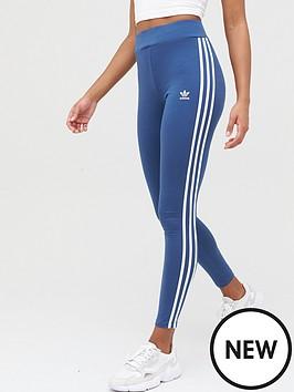 adidas-originals-3-stripe-leggings-navynbsp