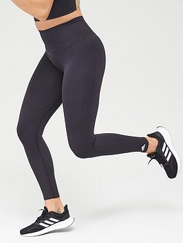 Adidas Adidas Seamless High Waist Leggings - Black Picture