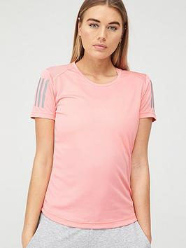 Adidas Adidas Own The Run T-Shirt - Pink Picture