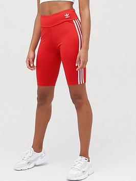 adidas Originals Adidas Originals Short Tight - Red Picture