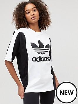 adidas-originals-boyfriend-t-shirt-blackwhitenbsp