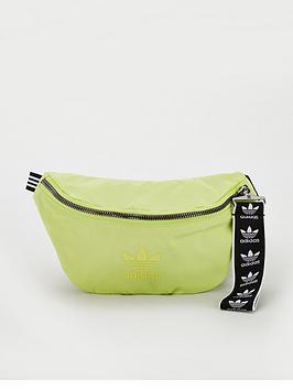 adidas-originals-nylon-waistbag-yellow