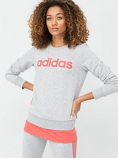 adidas-essentials-linear-sweatshirt-medium-grey-heathernbsp