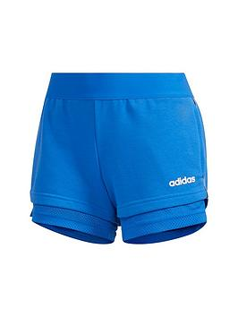 Adidas Adidas Essentials Shorts - Blue Picture