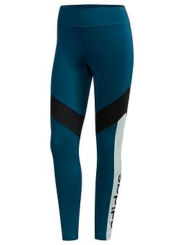 Adidas   Design 2 Move 7/8 Leggings - Green