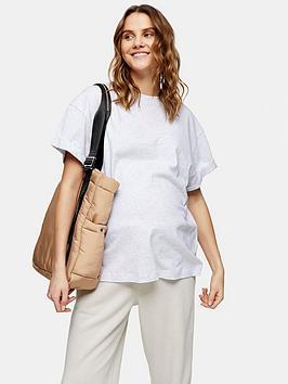 topshop-maternity-2-pack-boxy-roll-t-shirts-multi