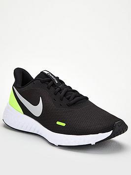 Nike Nike Revolution 5 - Black/Grey Picture