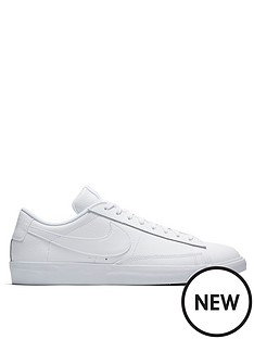 nike-blazer-low-leather-white
